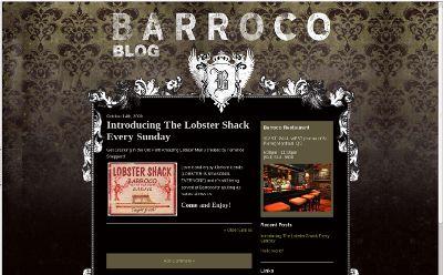 Barroco blog